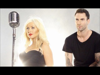 Christina Aguilera feat. Maroon 5 - Moves Like Jagger